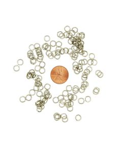 "Jump Rings, 1/4"", 1 oz. bag"