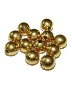 Small Ball Foot Brass Accessories, pack/12