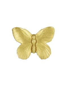 Medium Butterfly Brass Accessories, pack/12