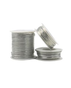 Pre-Tinned Copper Wire, 18 gauge