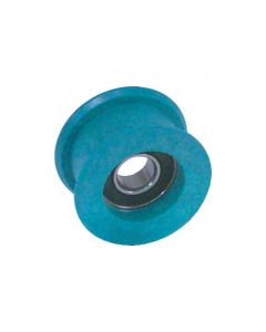 Gemini Blue Pulley with Bearing (Fits T2 & T3)