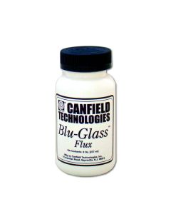Canfield Blu-Glass Flux, 8 oz.