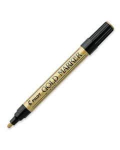 Pilot Medium Point Gold Marker