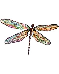 Dragonfly Hand Cast Sculpture