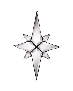 Flat Star Favorite Christmas Bevel Cluster