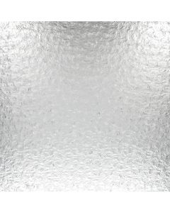 Wissmach Clear Florentine Glass