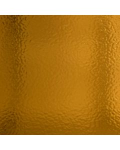 Wissmach Light Amber English Muffle Glass