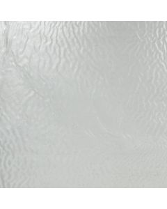 Youghiogheny Ice White Ripple Stipple Glass