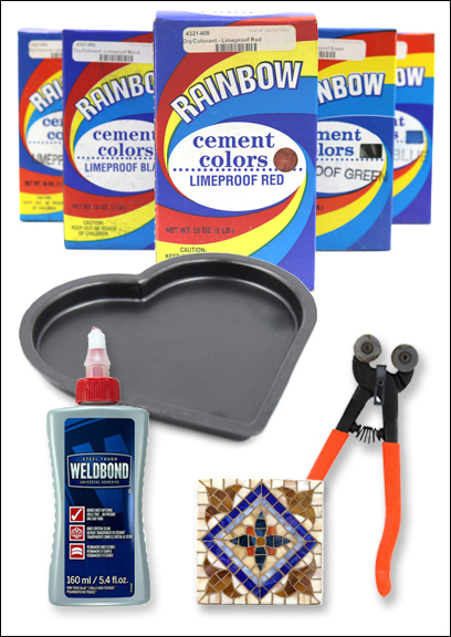 Mosaic Supplies